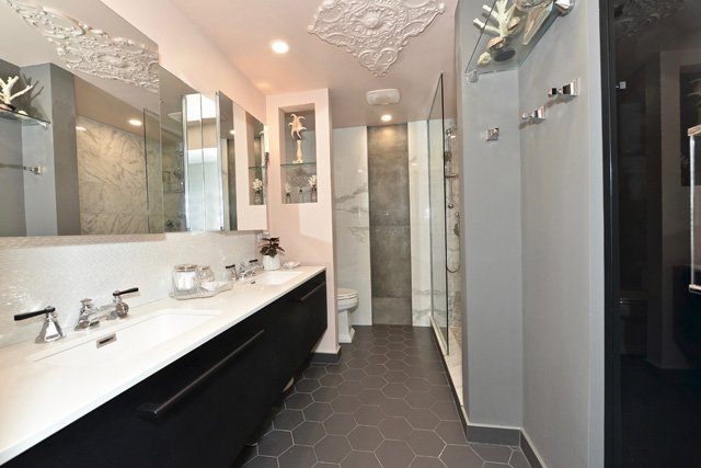21 Dale Avenue Unit 732 Toronto Condos 3 Bedroom Rosedale Co-ops Master Ensuite Bath