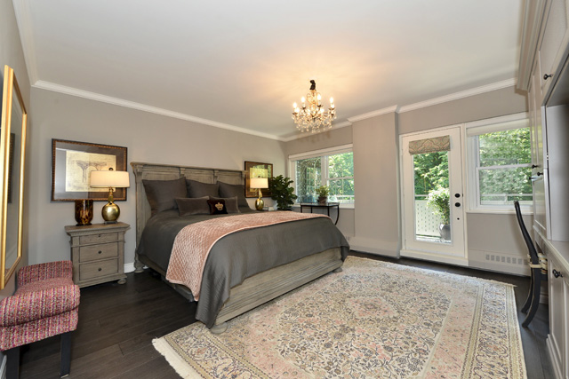 21 Dale Avenue Unit 732 Toronto Condos 3 Bedroom Rosedale Co-ops Master Bedroom