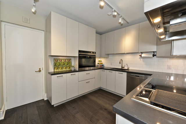 21 Dale Avenue Unit 732 Toronto Condos Rosedale 3 Bedroom Co-ops Kitchen