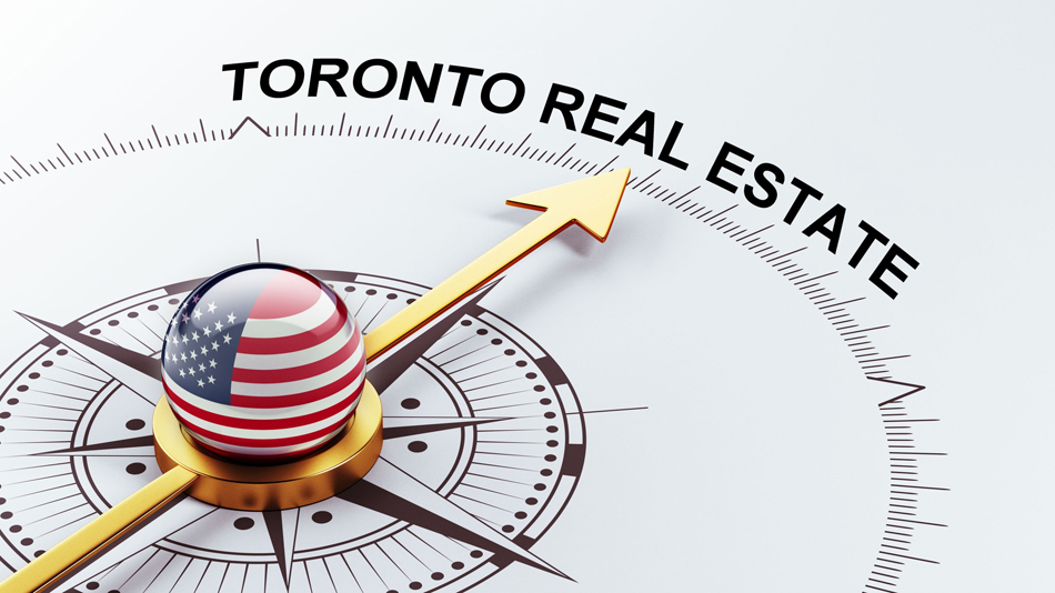 American United States Buyers Purchasing Real Estate In Toronto Canada