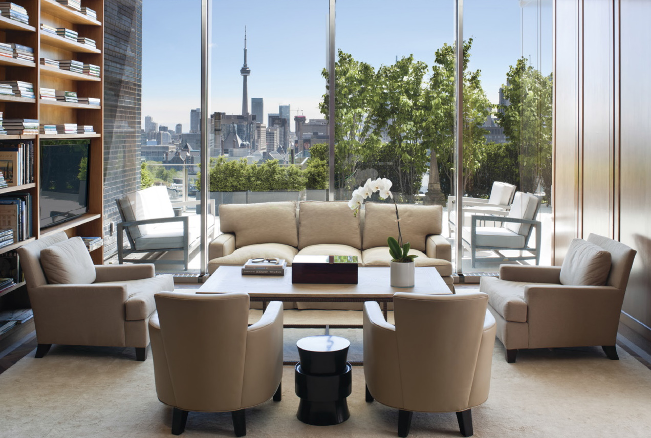 Toronto Luxury Penthouses & Condos Christies Internaational Real Estate