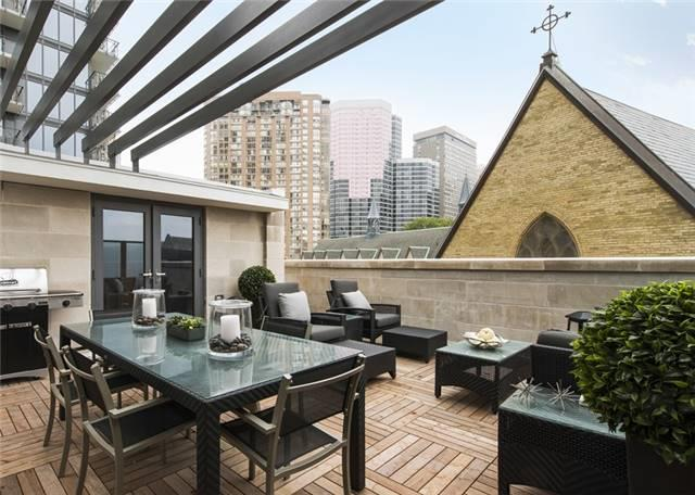 U Condos 65 St Mary 1080 Bay St Townhouse Terraces Yorkville Toronto