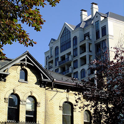 Latest Yorkville Condo Sales By Building Address